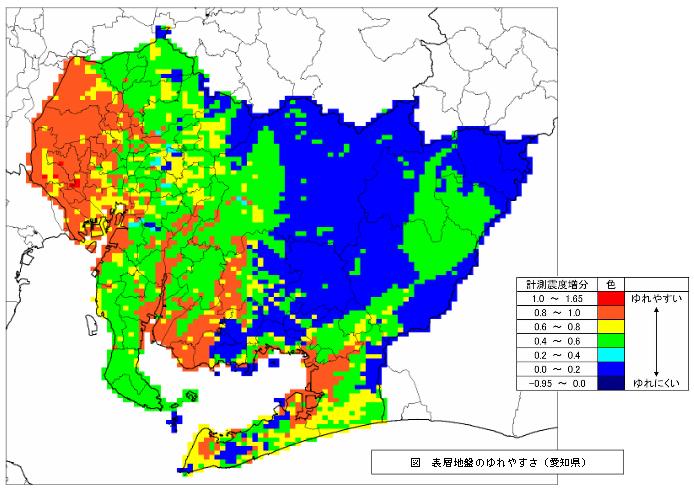 5分でわかる愛知県で起きる地震発生の確率と被害予想について ...